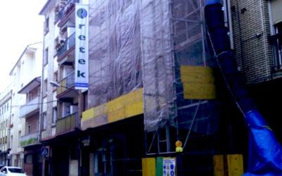 El 54% de los edificios revisados en gipuzkoa requieren rehabilitacion urgente