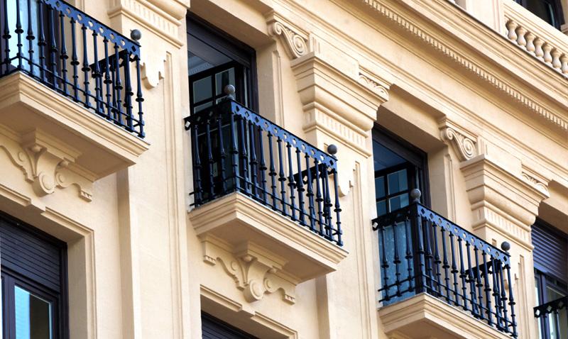 Restauración de edificios