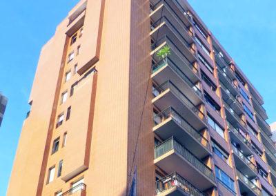 Reforma de envolventes de edificio en calle Palangreros, 9 de Portugalete