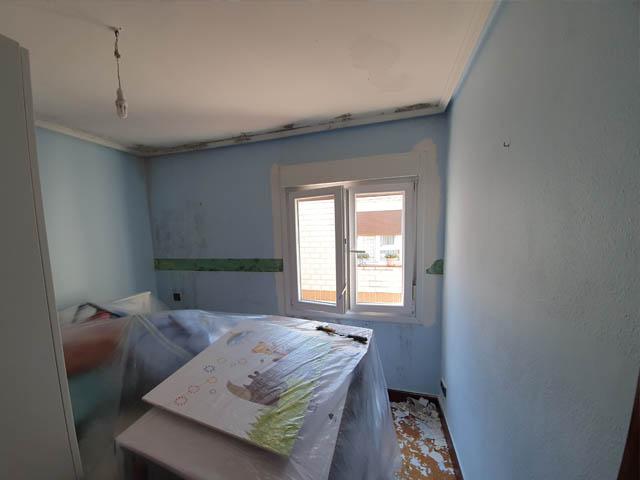 Eliminación de condensaciones en piso de Las Viñas, 56 Santurtzi