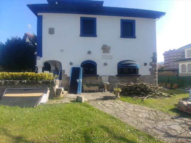 Reforma integral de vivienda unifamiliar en Ocharan Mazas, 3 Castro Urdiales