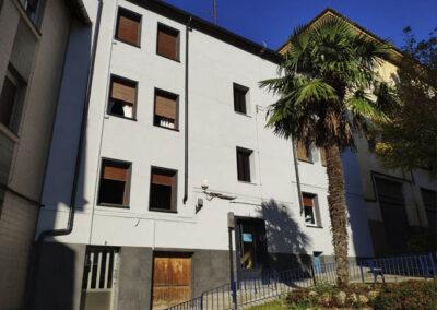 Rehabilitación energética de Fachadas SATE en Sancho de la Pedriza, 7 Portugalete